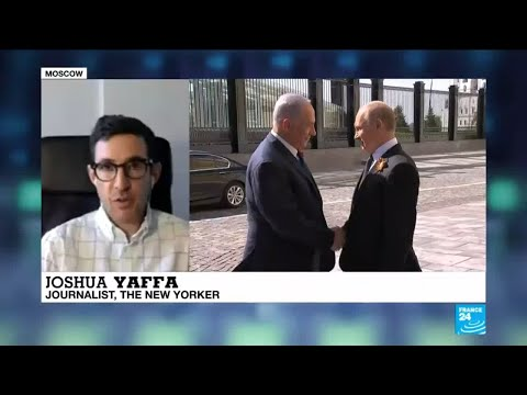 Russia: US pullout from Iran deal at the centre of Netanyahu-Putin meeting