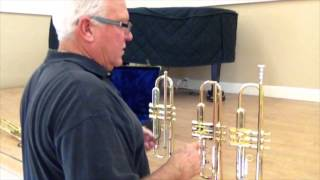 Olds Trumpets