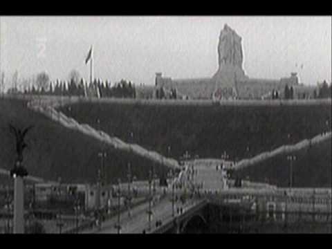 Stalinův pomník na Letné