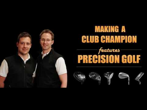 EP: 4: Precision Golf – The Art of Custom Fitting Golf Clubs