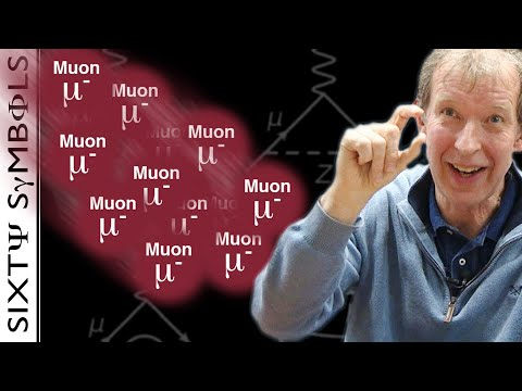 NEWS: What's up with Muons? - Sixty Symbols