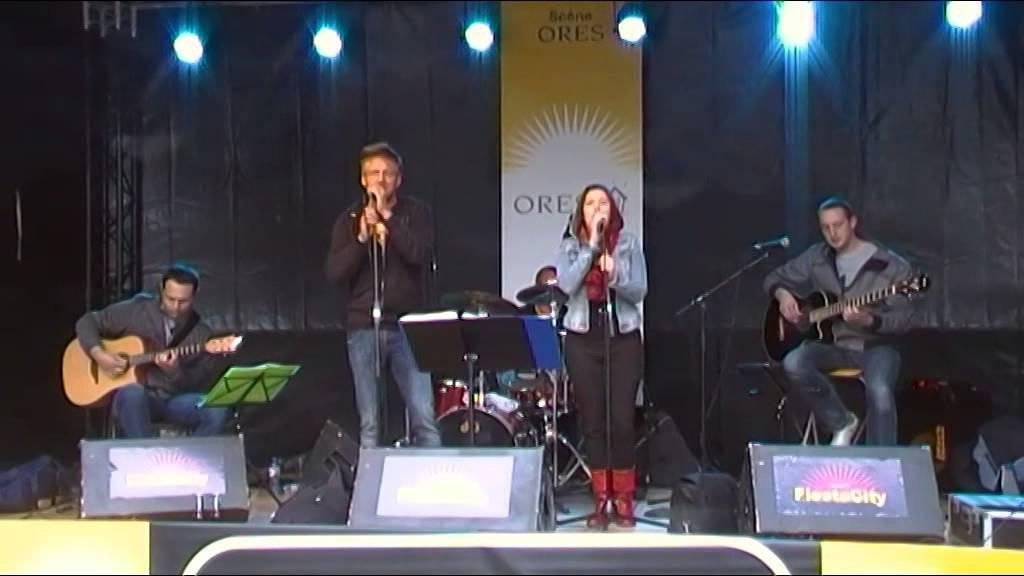 La Seine (M & Vanessa Paradis) - OFFLINE - Fiestacity Verviers 2014 - YouTube