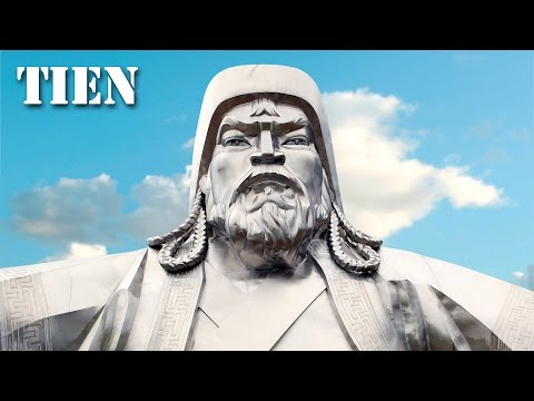 10 Brute feiten over Genghis Khan - TIEN