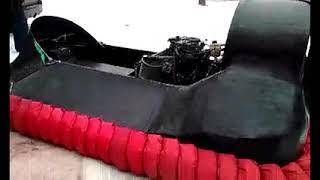 Свп Triton RZ-1 с двигателем ВАЗ ОКА обзор