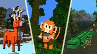 Nowe MOBY, Które MOGŁY Zostać Dodane w Minecraft 1.14!