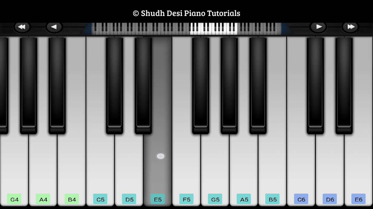 Kal ho naa ho title track easy mobile piano tutorial kal ho kal ho naa ho title track easy mobile piano tutorial kal ho naa ho 2003 hexwebz Images
