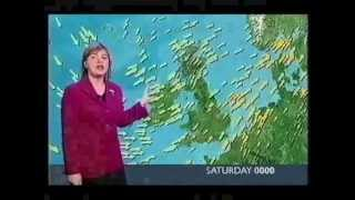 Repeat youtube video BBC Weather 4th January 2005
