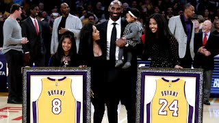 Kobe Bryant's ceremony was perfectly done