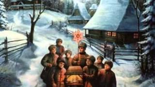 Большой детский хор Щедрик, щедрик Carol of the Bells Ukrainian Christmas carol