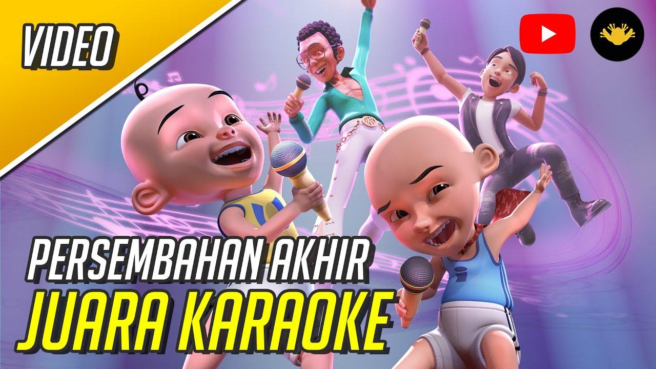 Upin & Ipin Musim 15 - Persembahan Akhir Juara Karaoke
