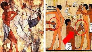 10 САМЫХ СТРАННЫХ обычаев Древнего ЕГИПТА