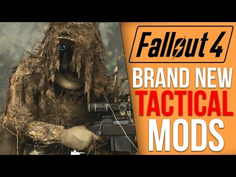 Modders are Making Fallout 4 a Bit More Tactical thumbnail