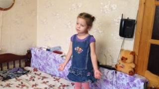 Дора Хайкина. Бабушкины годы. Читает Лиза Ланда (4 года)