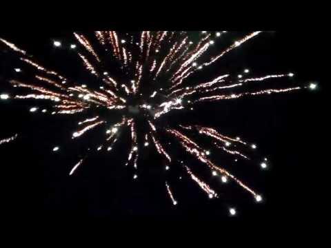 UV 60 Gram Shells By Red Apple Fireworks - Видео онлайн
