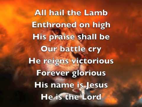 Dave Bilbrough – All Hail The Lamb Lyrics | Genius Lyrics
