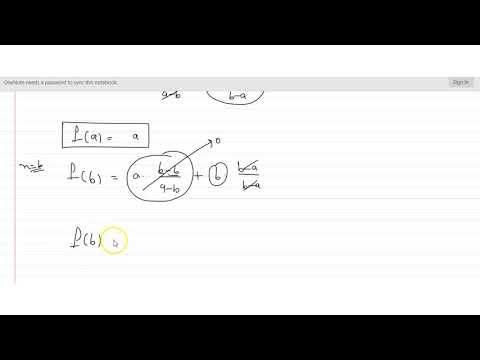 X- A X) = A.. F(a) + F(b) = F(a + B)