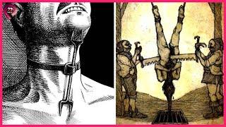 Hình Thức T.R.A T.Ấ.N Man Rợ Nhất Lịch Sử Thế Giới Kinh Hoàng Với Phương Thức Thứ 7 | Top 10