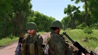 ArmA 3 RB TvT Добро пожаловать в джунгли 14.11.2019