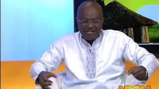 Badwam Mpensenpensenmu on Adom TV (28-3-17)