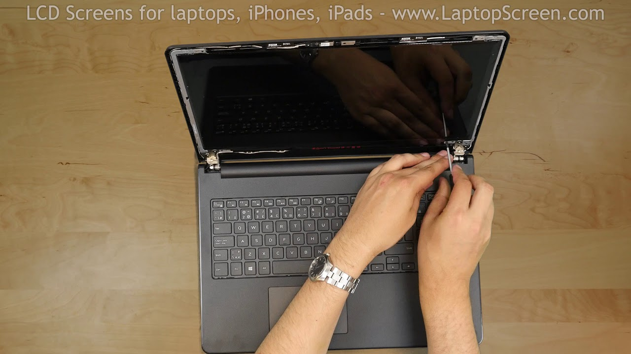 Dell Inspiron 15 Laptop screen replacement