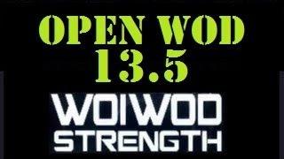 CrossFit Open 13.5