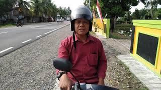 Dirgahayu Polisi lalu lintas ke 63 th 2018 Bhabin nagari koto tinggi kec enam lingkung.