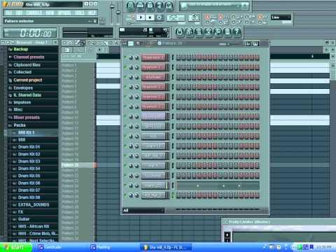 Lil Wayne - She Will (Full Remake) using FL Studio 10