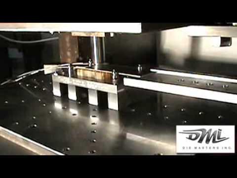 Quick Change Metal Stamping Dies