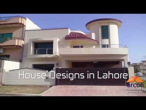 5 Marla 10 Marla 1 Kanal House Design Plans in Lahore 4