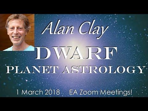 Alan Clay - DWARF PLANET ASTROLOGY
