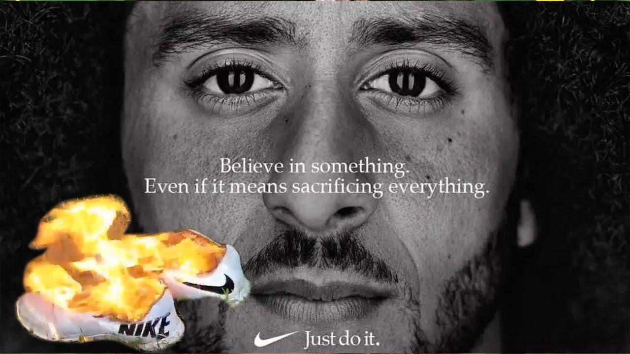 Nike's Patriotic Fumble