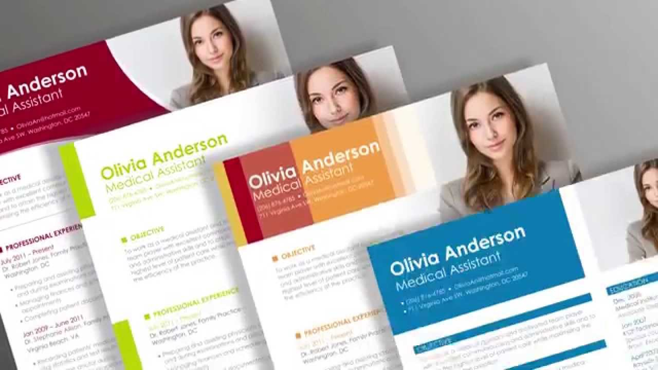 Resume templates Cover Letter examples Word Open Office - YouTube
