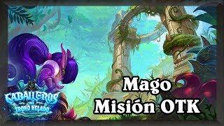 Mago Misión, el mayor counter de Druida Jade [Hearthstone Construido]