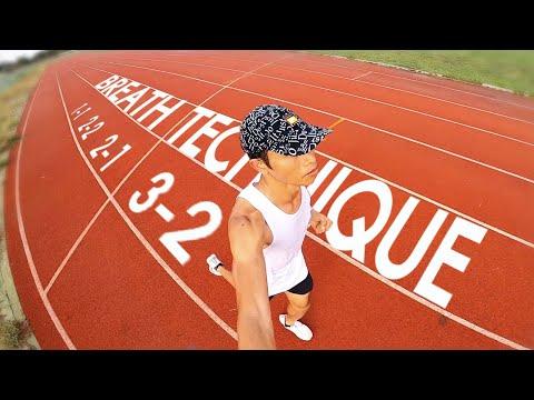 BREATH TECHNIQUE FOR RUNNING : เทคนิคการหายใจระหว่างวิ่ง