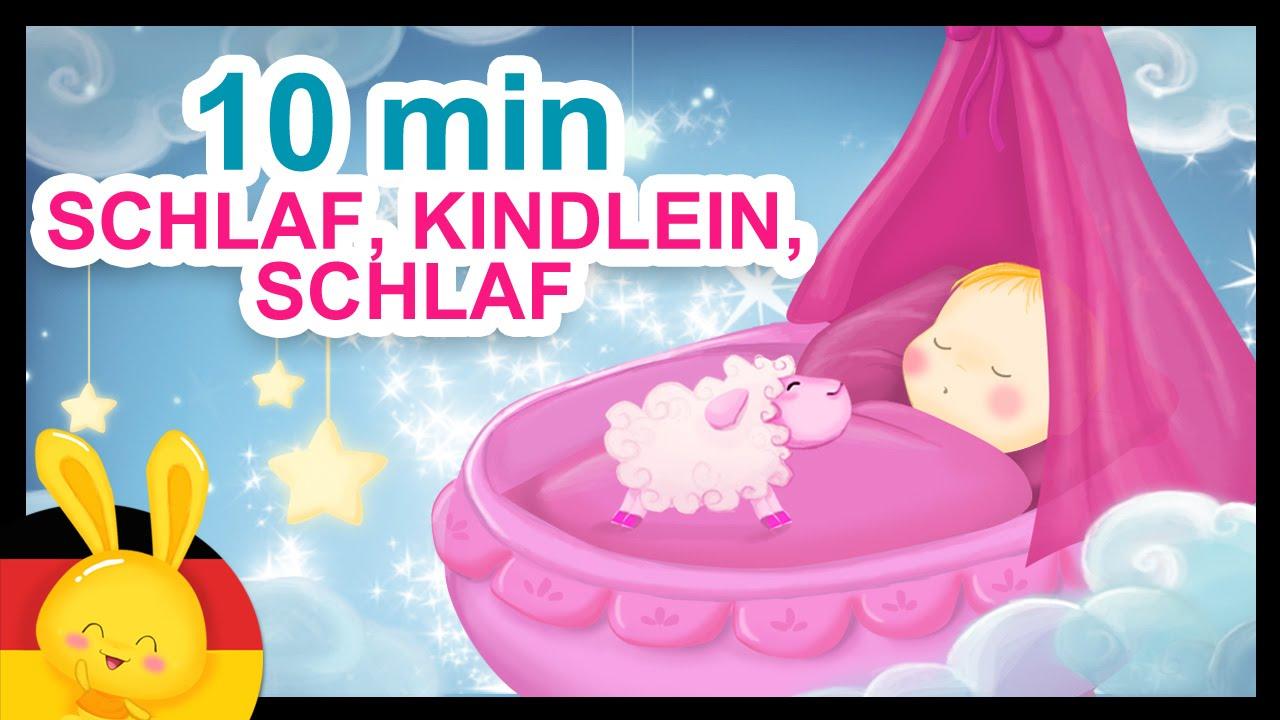 schlaf kindlein schlaf wiegen und schlaflied f r babies und kleinkinder youtube. Black Bedroom Furniture Sets. Home Design Ideas