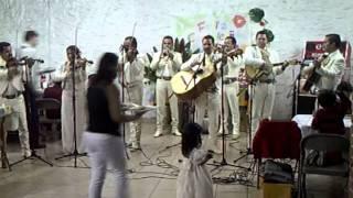 """Mariachi  Sol de Jalisco interpreta """"Mexico de Noche"""""""