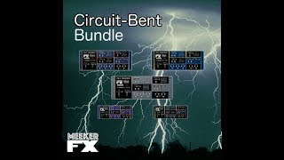 Circuit-Bent RE Series by Meeker FX
