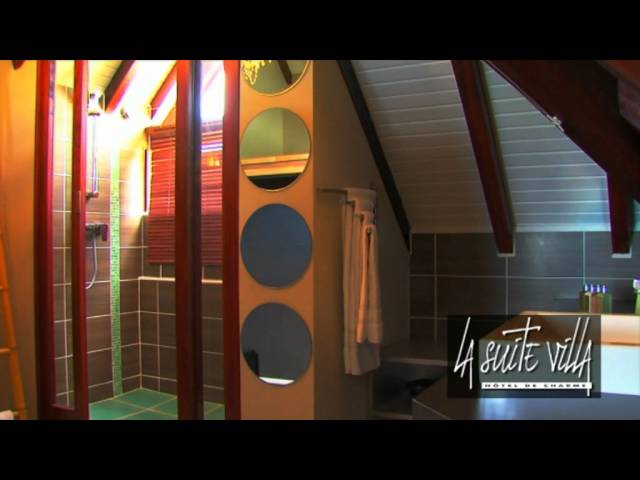 La Suite Villa - Hôtel de charme en Martinique