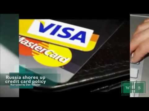 Russia to force Visa & Mastercard to process ALL transaction via Central Bank