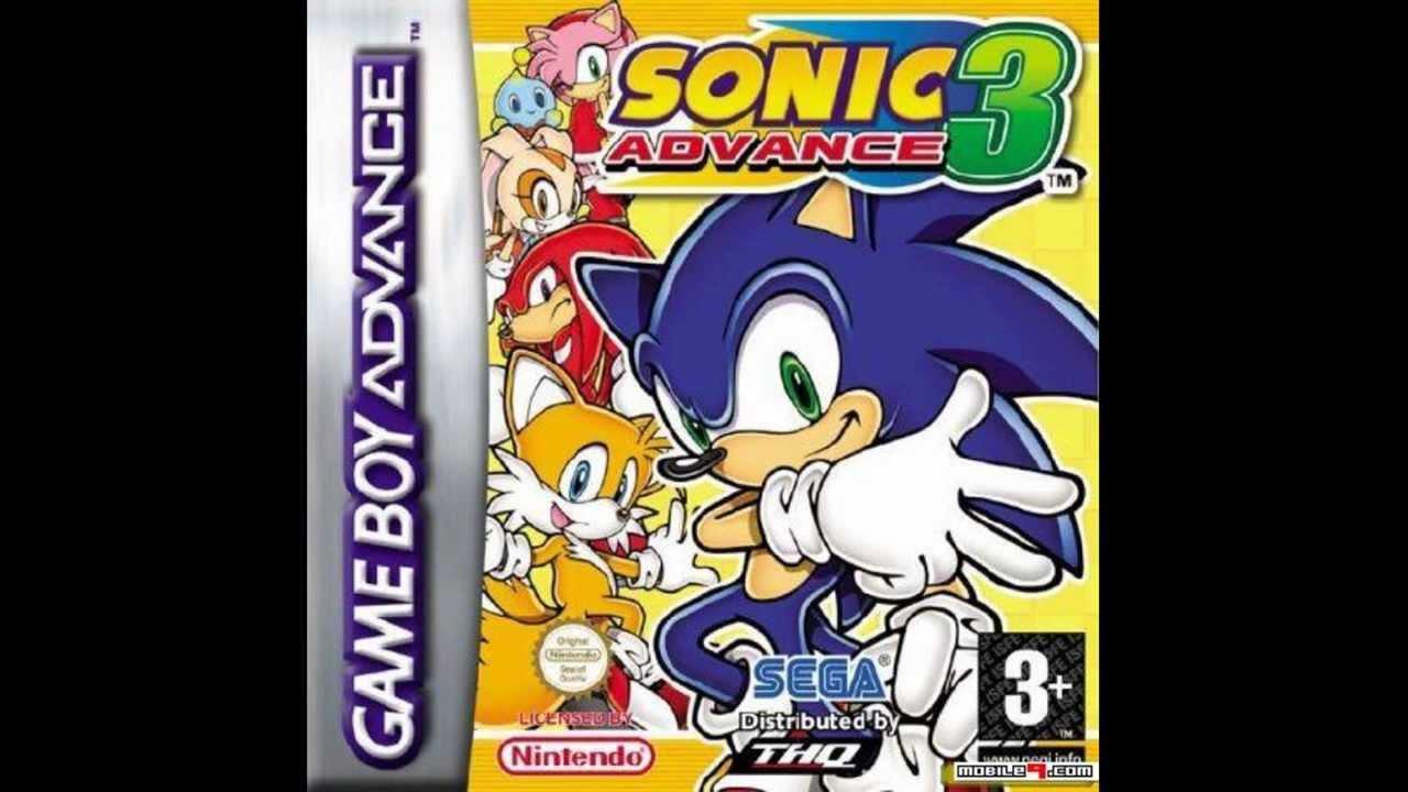Sonic Advance 3 - Final Boss theme (remix)