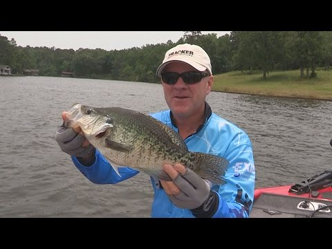 FOX Sports Outdoors SOUTHWEST #13 - 2015 Cypress Springs Lake Texas Crappie