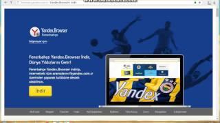 FB Yandex Nasıl Yüklenir? Sesli Anlatım