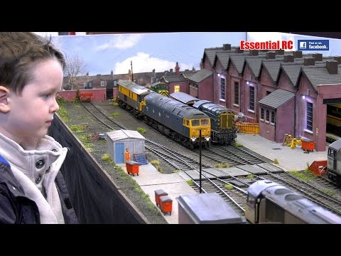 AMAZING Model RAILWAY Layouts COMPILATION [UltraHD & 4K]