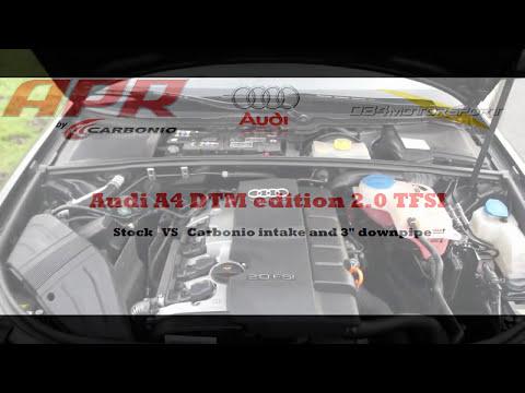 Audi A4 DTM Carbonio intake