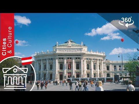 Burgtheater Wien – Austria 360° – Urlaub in Österreich