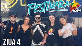 UNTOLD - Ziua 4 DeMoga Music si Robbie Williams FestiVARA ProFM!
