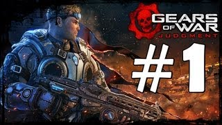 Gears of War Judgment - Detonado (Walkthrough) Dublado PT BR Parte 1