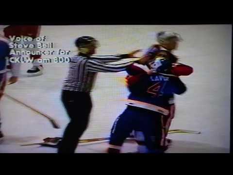 Bobby wren vs darryl lavoie 1993