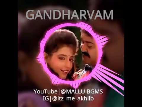 Gandharvam Bgm | love bgm for Whatsapp status | MALLU BGMS |