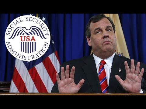 Chris Christie Wants To Destroy Senior Benefits Americans Want
